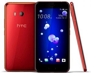 Lanzamiento de la variante HTC U11 Solar Red en India