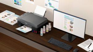 Lanzamiento de las impresoras Canon PIXMA serie Ink Tank en India para uso doméstico y comercial