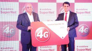 Lanzamiento de los servicios Vodafone 4G en Kohima, Nagaland