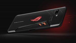 Lanzamiento del Asus ROG Phone II;  paquetes de pantalla FHD + AMOLED HDR de 6.59 pulgadas, SD855 Plus SoC, 12 GB de RAM