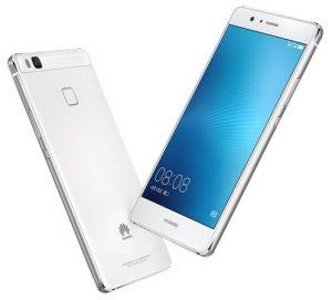 Lanzamiento del Huawei G9 Lite con pantalla Full HD de 5.2 pulgadas y escáner de huellas dactilares