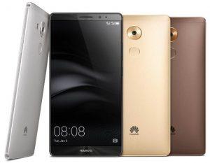 Lanzamiento del Huawei Mate 8 con pantalla Full HD de 6 pulgadas y procesador Kirin 950
