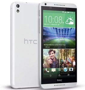 Lanzamiento del nuevo HTC Desire 816G con procesador octa-core para Rs.  19990
