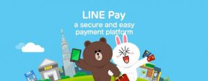 Lanzamiento del servicio de pago móvil LINE Pay