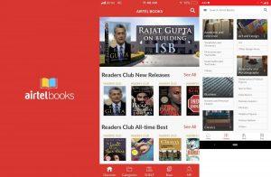 Lanzamiento del servicio de suscripción Airtel Books para Android e iOS