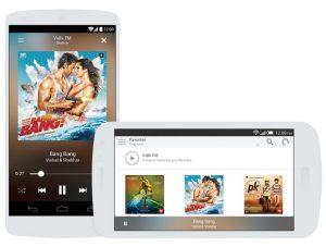 Lanzamiento del servicio de transmisión de música Rdio en India