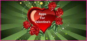 Las 5 mejores aplicaciones de San Valentín para tu teléfono inteligente