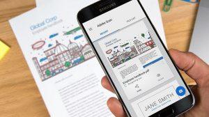 Adobe lanza Scan, una aplicación para escanear documentos con soporte para reconocimiento de texto
