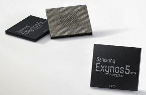 Las CPU Exynos 5 de Samsung usarán los 8 núcleos a la vez