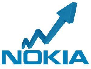 Las acciones de Nokia suben un 10% cuando Google se hace cargo de Motorola