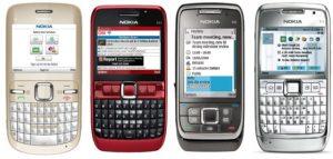 Las actualizaciones para Nokia C3, E63, E66 y E71 aparecen en Navifirm