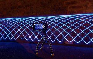 Las cámaras Nokia le ayudarán a realizar pinturas de luz;  Nokia explica cómo