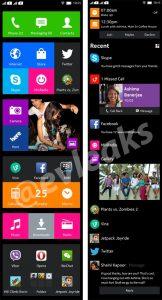 Las capturas de pantalla de Nokia Normandy se filtran, se espera que se anuncie el 25 de febrero en el MWC