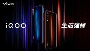 Las especificaciones completas del teléfono inteligente iQOO reveladas a través de TENAA