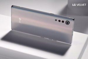 Las especificaciones del teléfono inteligente LG Velvet 5G se filtraron antes del lanzamiento el próximo mes