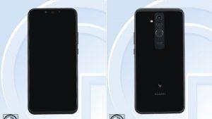Las especificaciones e imágenes del Huawei Mate 20 Lite aparecen en línea, cámaras cuádruples y batería de 3650 mAh a cuestas