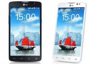 Las fotos del LG L80 se filtran junto con las especificaciones