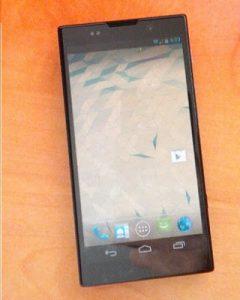 Las fugas del prototipo de Sony Nexus X podrían llegar junto con el LG Nexus 4 (Actualización: es falso)
