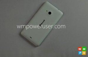 Las imágenes de Microsoft Lumia 535 salen a la luz antes del lanzamiento