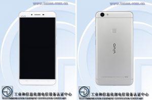 Las imágenes de Vivo X6 Plus aparecen en TENAA