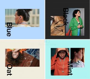 Las imágenes de estilo de vida de OnePlus Bullets Wireless Z revelan cuatro opciones de color
