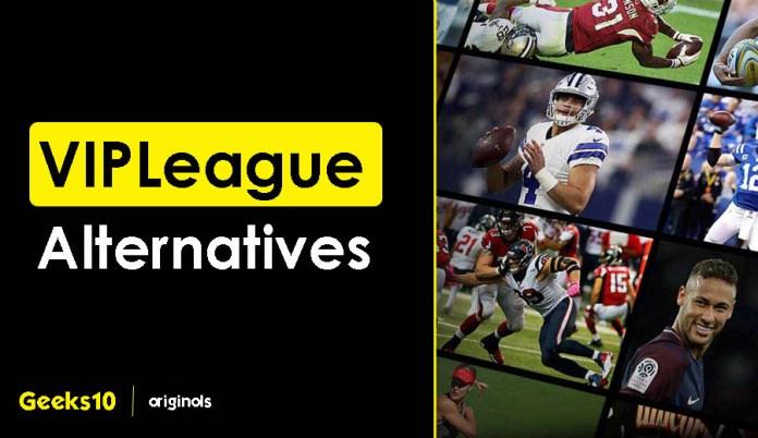 Las mejores alternativas de VIPLeague para ver deportes en línea