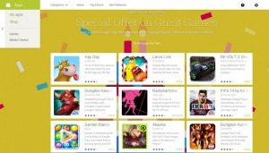 Las ofertas del segundo aniversario de Google Play Store se lanzan