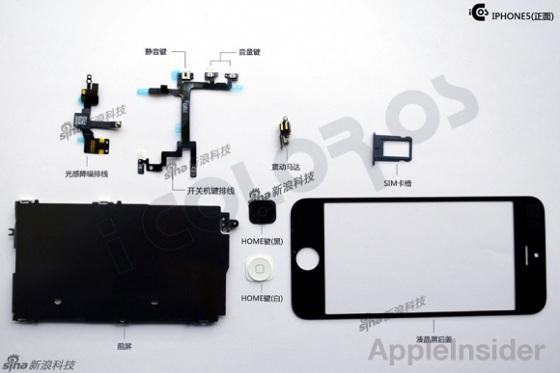 Las partes internas del próximo iPhone lo tienen todo, se incluye una nueva ranura nano-SIM