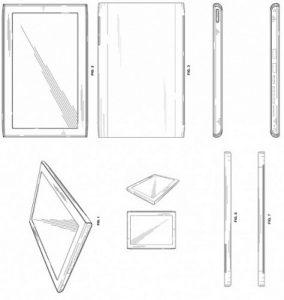 Las patentes de diseño insinúan cómo podría verse la propia tableta de Nokia