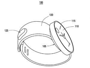 Las solicitudes de patente filtradas apuntan al próximo dispositivo portátil de Samsung