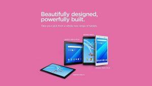 Las tabletas Lenovo Tab 4 Series lanzadas en India, el precio comienza en ₹ 12,990