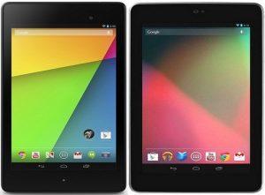 Las versiones de Nexus 7 2012 y 2013 se unen al tren de Lollipop