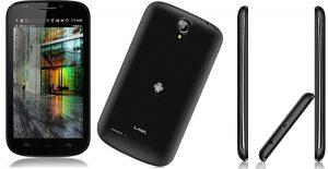 Lava Iris 501: lanzamiento de un teléfono inteligente de 5 pulgadas con Android 4.0 y procesador de doble núcleo