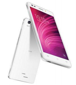 Lava Iris X5 4G con soporte 4G LTE y cámara de 13 MP lanzada para Rs.  10199