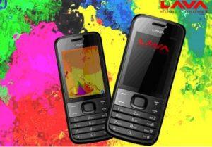 Lava lanza KKT 35, el móvil color matcher