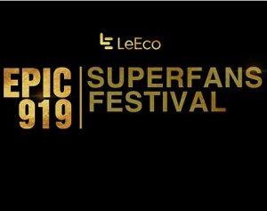 LeEco extiende su EPIC 919 SuperFan Festival por otras 24 horas después de una respuesta abrumadora