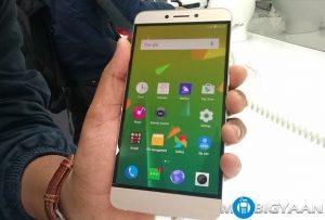 LeEco Le 1s es el teléfono inteligente económico más vendido en India
