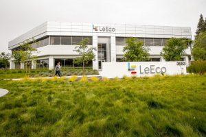 LeEco está recortando el 70 por ciento de la fuerza laboral de EE. UU. Debido a la falta de fondos