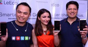 LeEco incursiona en las ventas minoristas fuera de línea
