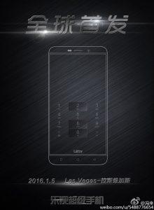 LeTV se burla del smartphone con Snapdragon 820