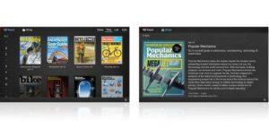 Leer revistas en su PlayBook con la aplicación Zinio