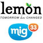 Lemon Mobiles se asocia con mig33, comunidad móvil