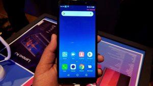 Lenovo A5 lanzado en India con pantalla 18: 9 de 5.45 pulgadas y batería de 4000 mAh