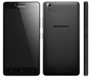 Lenovo A6000 con soporte 4G lanzado en India por Rs.  6999