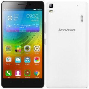 Lanzamiento del teléfono inteligente 4G LTE asequible Lenovo A7000