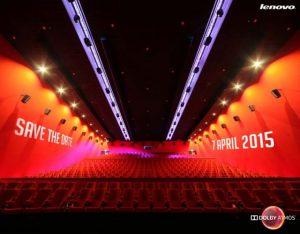 Lenovo A7000 se lanzará en India el 7 de abril