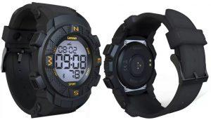 Lenovo Ego Smartwatch con duración de batería de 20 días lanzado por ₹ 1,999