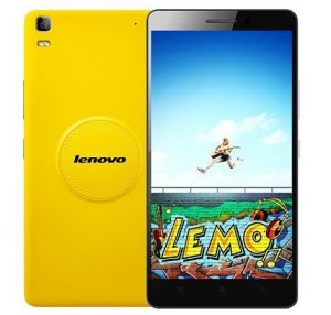 Lenovo K3 Note Music con altavoces de cerámica lanzado en India por Rs.  12999