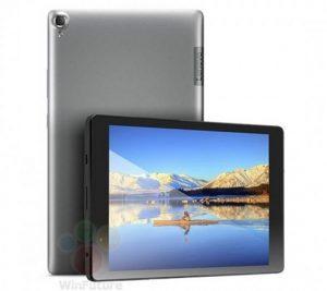 Lenovo Tab3 8 Plus con pantalla Full HD de 8 pulgadas y superficies de procesador Snapdragon 625