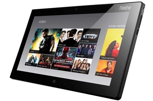 Lenovo ThinkPad Tablet 2 con Windows 8 ahora oficial, llegará en octubre